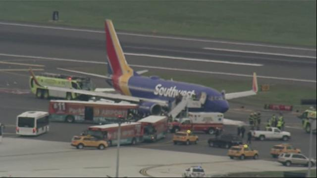 Southwest pilot stays calm during air traffic control call