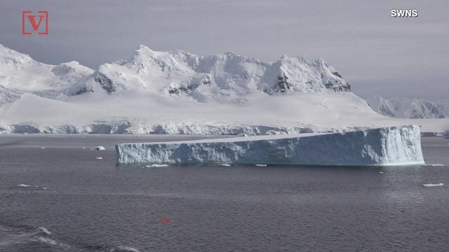 'Extraordinary': Almost 1/4 of West Antarctic ice is now 'unstable'