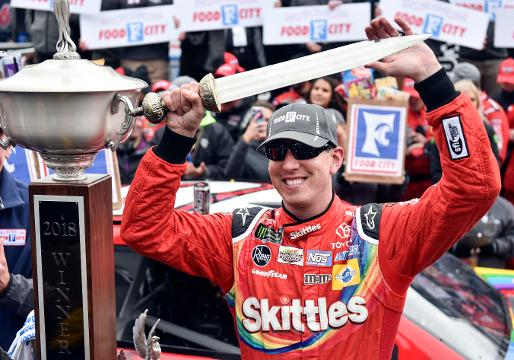 Can Kyle Busch make it three straight Cup Series wins this Sunday at Richmond? USA TODAY Sports' Mike Hembree previews the weekend.