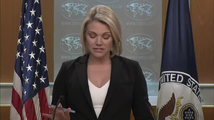 State Dept.: Syria, Russia keeping inspectors out