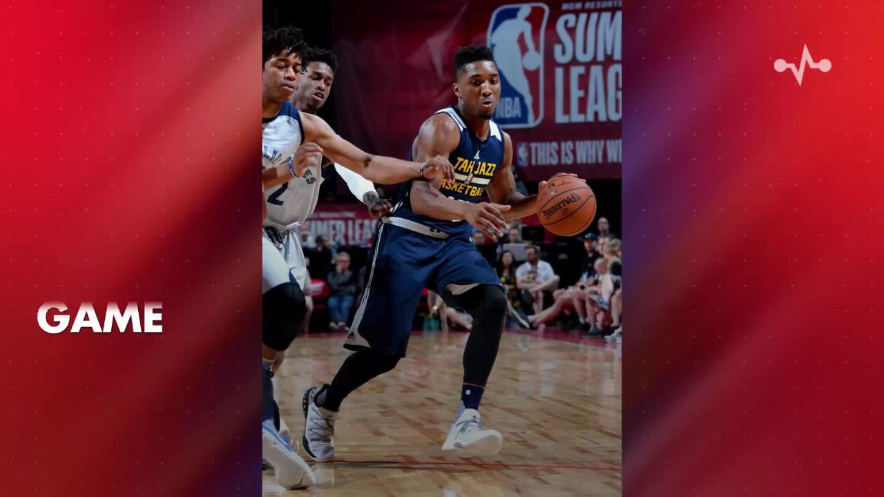 10 things you may not know about Donovan Mitchell 64dcb3096