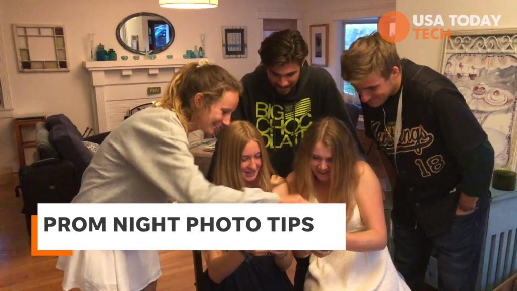 Ten ways to get great Prom photos