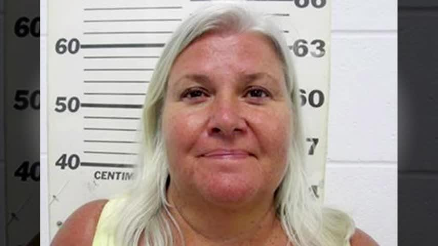 A tip-off in a Texas resort town led to the arrest of a woman who investigators believe killed her husband in Minnesota then fled to Florida, where she fatally shot her doppelganger with the intention of assuming her identity. (April 20)