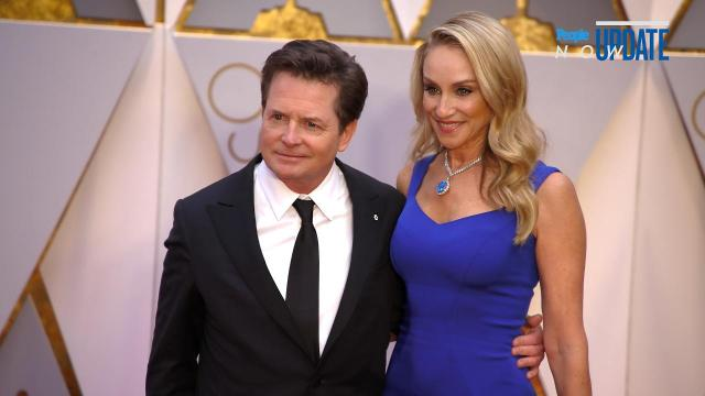 Michael J. Fox recovering from spinal surgery