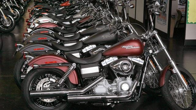 Union Harley Davidson Will Ship Work To Thailand From Closing U S