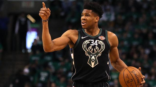 Giannis Antetokounmpo recently said that he'd like to play in Milwaukee for twenty years; but Kevin Durant has some advice for the Greek Freak after undergoing similar thinking in Oklahoma City prior to leaving for Golden State.