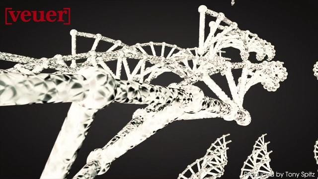 New DNA structure discovered inside living human cells