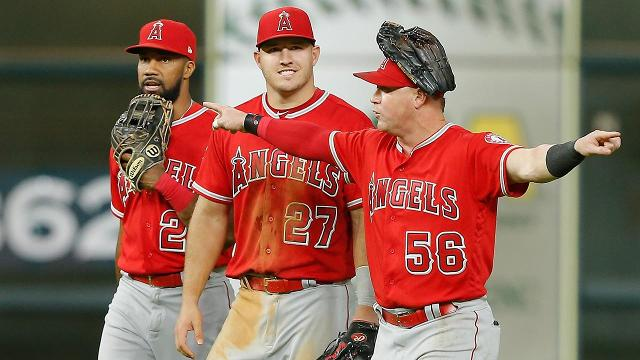 The Los Angeles Angels of Anaheim have been riding some hot hitting and stingy pitching. Can they actually dethrone the Houston Astros in the AL West?