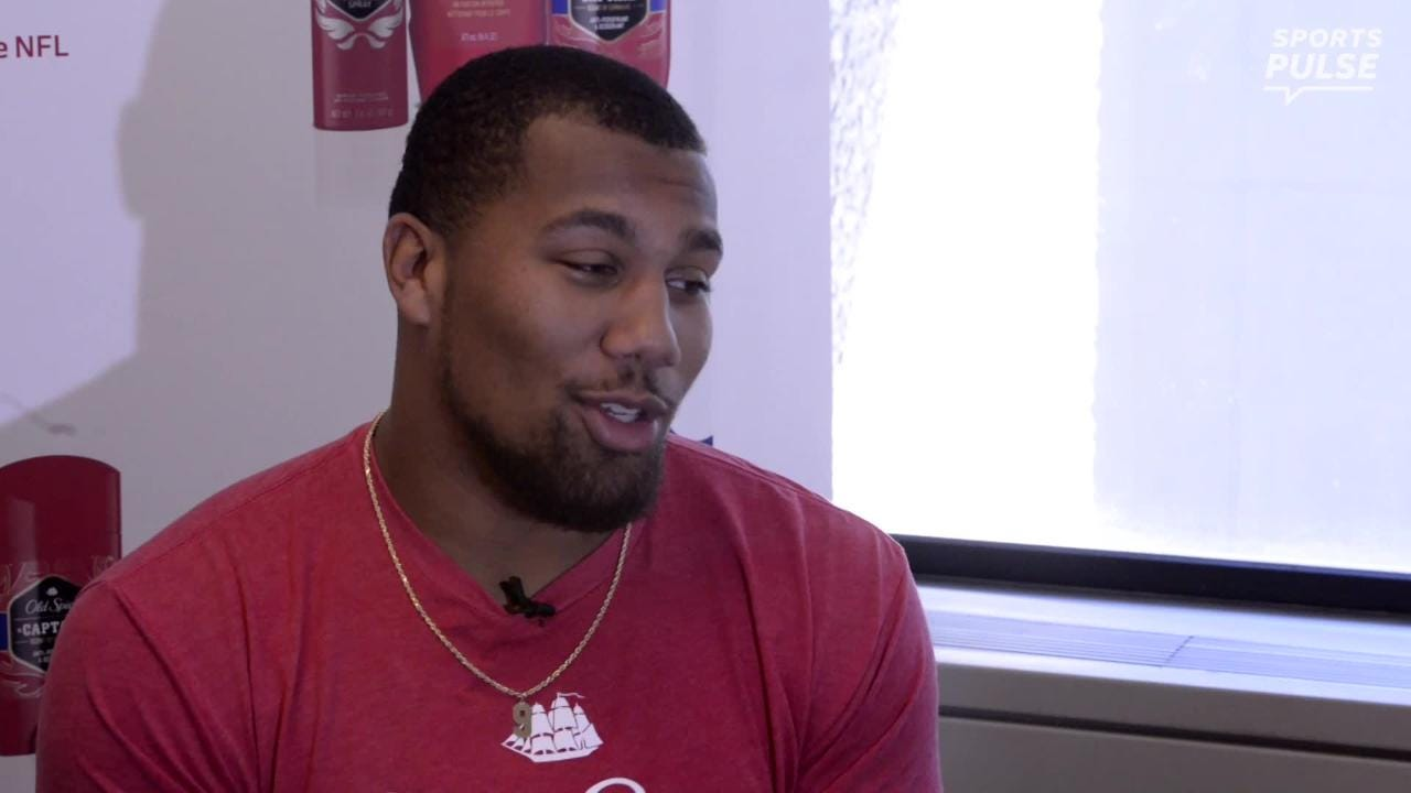 SportsPulse: Bradley Chubb, a top NFL defensive line prospect from North Carolina State, digs into some of life's most important topics.