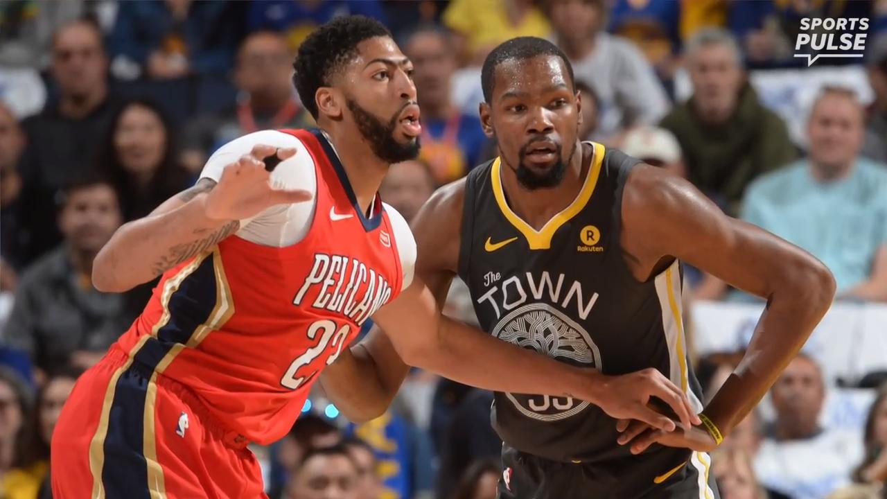 SportsPulse: The Warriors made relatively quick work of the Spurs in the opening round but will now face a hungry Pelicans team in the Western Conference's second round.