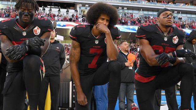 During a confidential NFL meeting between NFL owners and current and former players, Houston Texans owner Bob McNair tried to persuade players to tell their colleagues to stop kneeling during the national anthem, reports the New York Times.