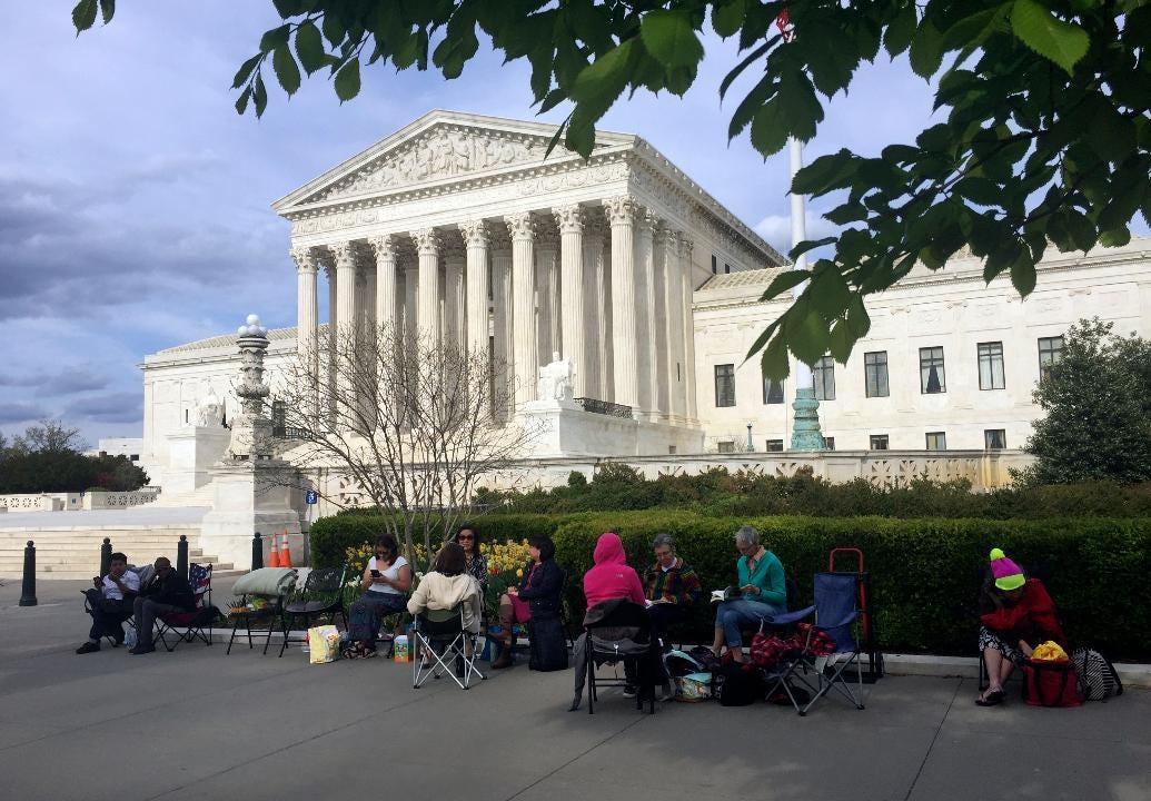 Supreme Court Travel Ban Case