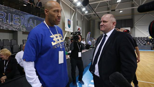 LaVar Ball has decided to remove his sons LiAngelo and LaMelo from Lithuania and return to Los Angeles next week with just two games left in the season for their team BC Vytautas.