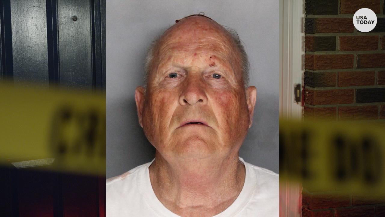 Ex-cop arrested as 'Golden State Killer
