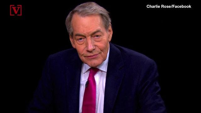 Journalist Charlie Rose, one of the men accused is expected to star in a new show where he interviews other men who faced the same scandals that ended his storied career. Veuer's Nick Cardona has that story.