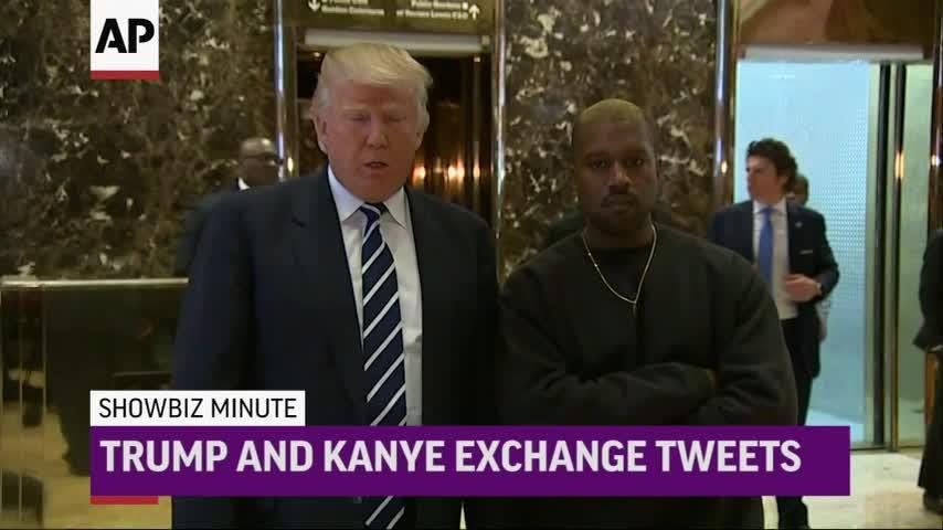 Jury focuses on Cosby's star witness, his lawyers face heat; Oh, Yeezus: Trump and Kanye West trade complimentary tweets; John Cena says he still loves ex-fiancee Nikki Bella. (April 26)