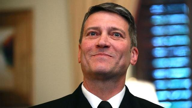 Ronny Jackson, the White House physician who served three presidents, has withdrawn his nomination for head of the Department of Veterans Affairs following mounting allegations of professional misconduct Thursday morning.