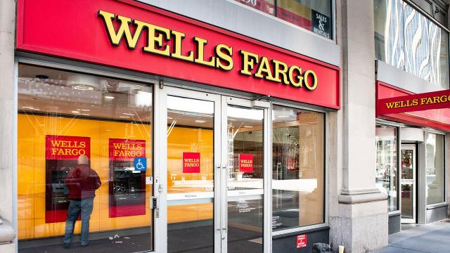 Wells Fargo might be in trouble…again