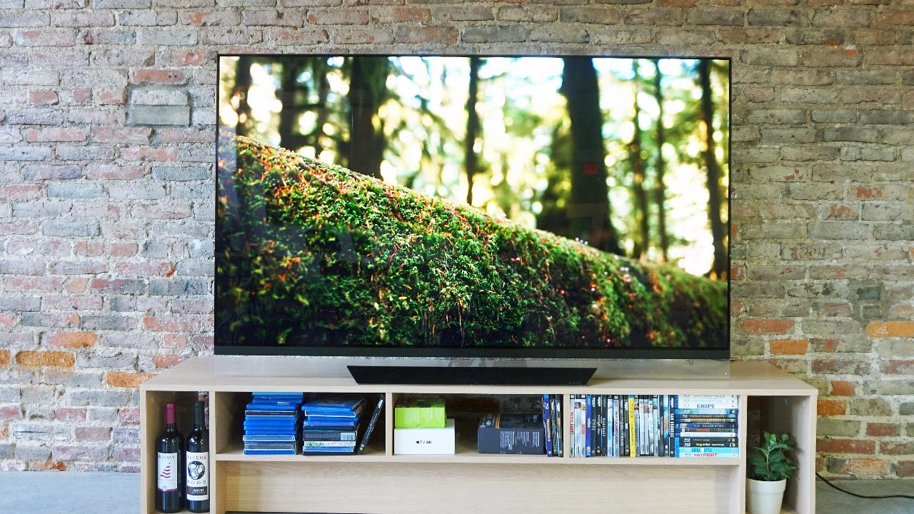 LG's latest OLED TV is smarter, faster, and looks incredible