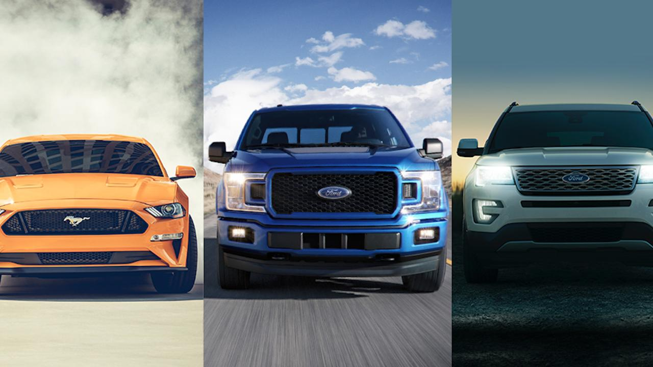 Ford ditches sedans for bigger, faster