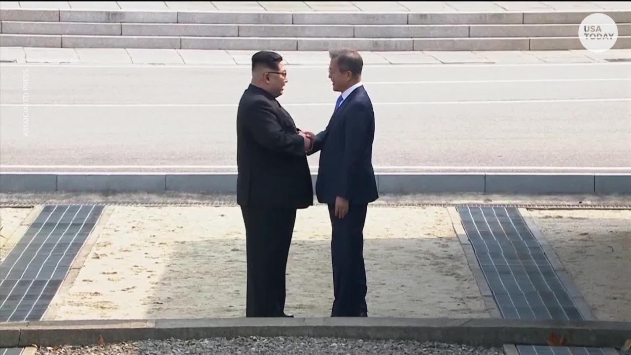 North South Korea Pledge To Unify Families Economic Benefits Peace