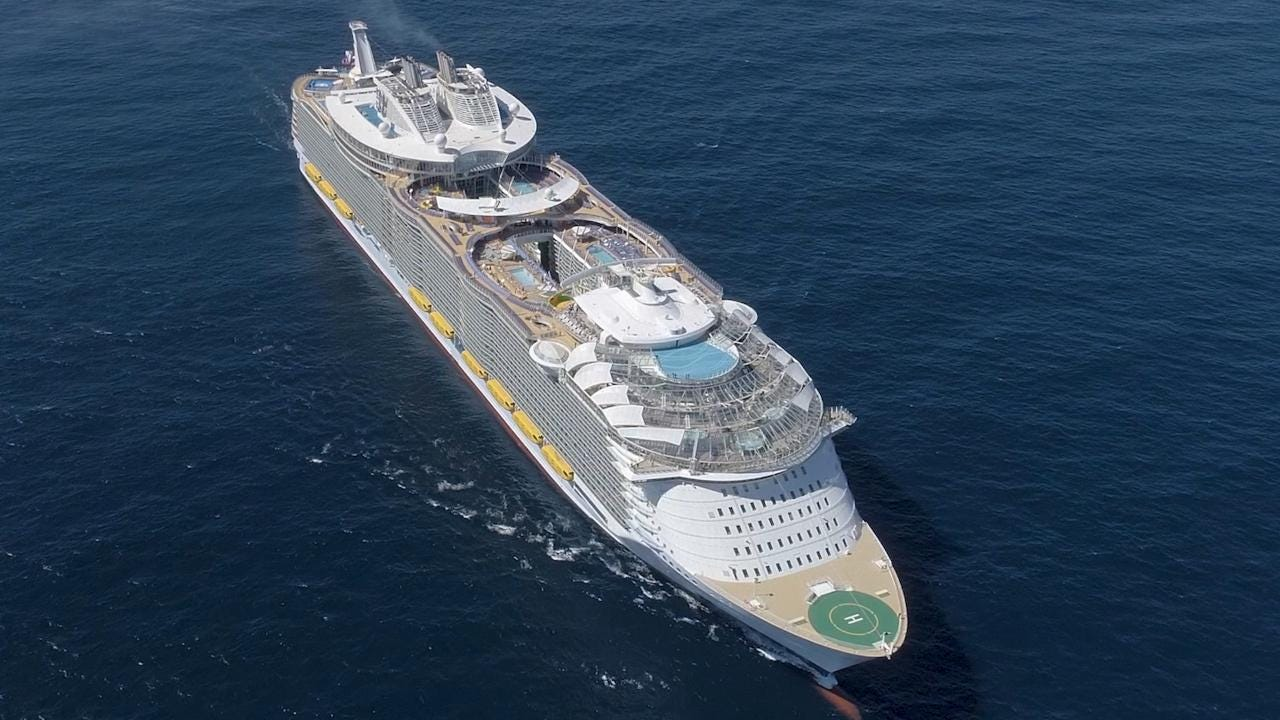 Royal Caribbean S Wonder Of The Seas Cruise Ship Delayed Due To Covid