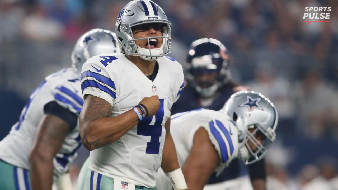 SportsPulse: Dak Prescott fell to the fourth-round in the 2016 NFL draft. Here's his advice for all the players who are on the board later than they were expecting.