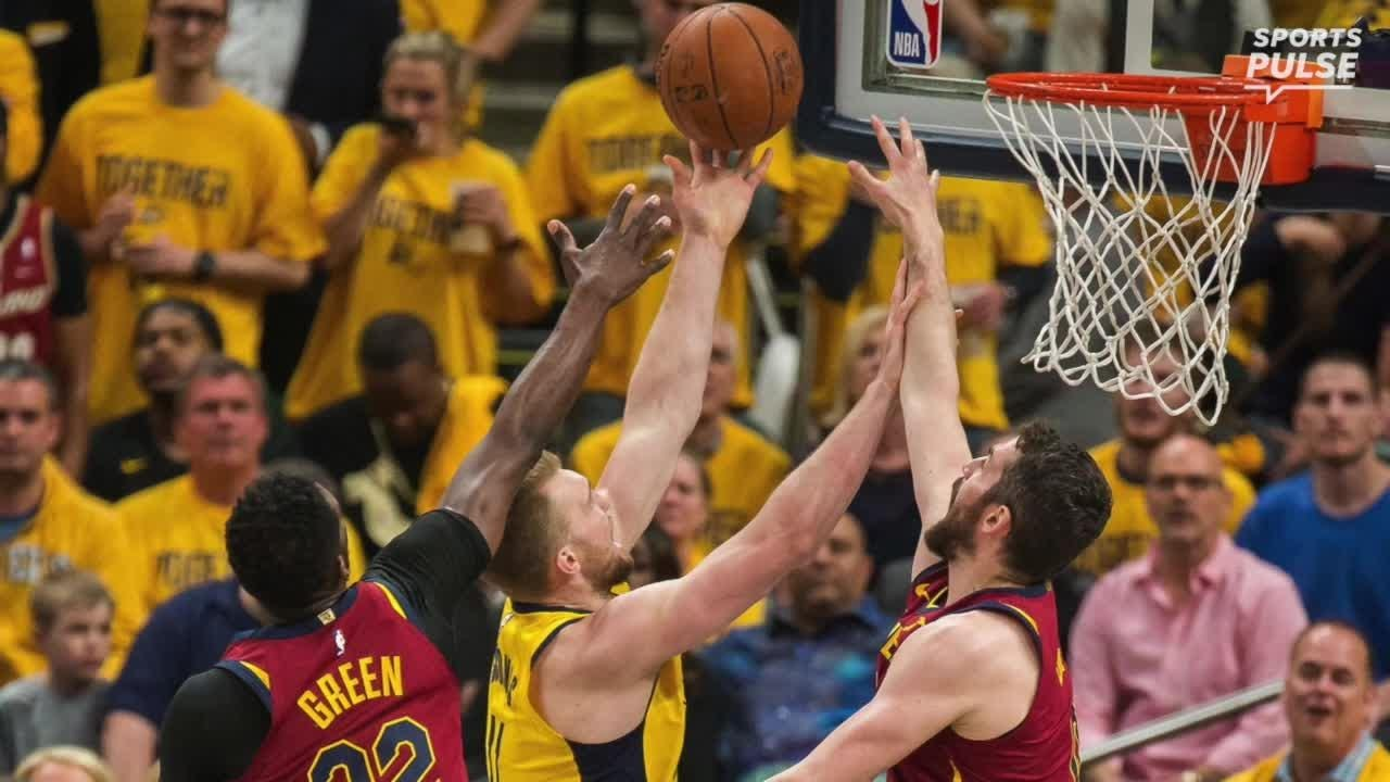 052886ee054f LeBron James not thinking Game 7 could be last as a Cavalier
