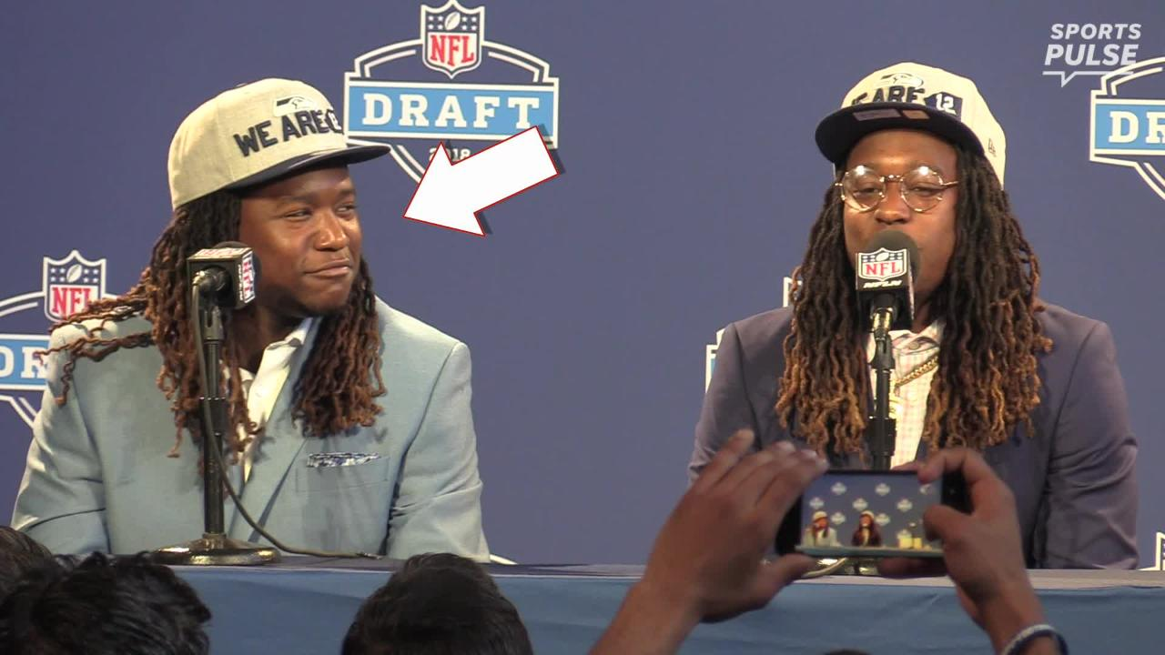 SportsPulse: Shaquem and Shaquill Griffin plan on living together as now reunited teammates on the Seattle Seahawks, but they already have one conflict to resolve: will they share the Xbox?