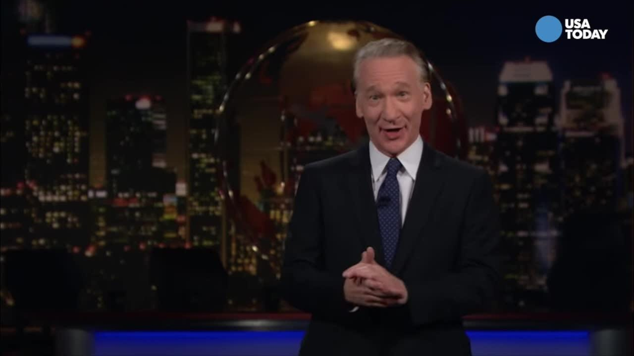 Comedians Bill Maher and Stephen Colbert slam Garrison Keillor, Charlie Rose and others. Vote for your favorite joke at usatoday.com/opinion.