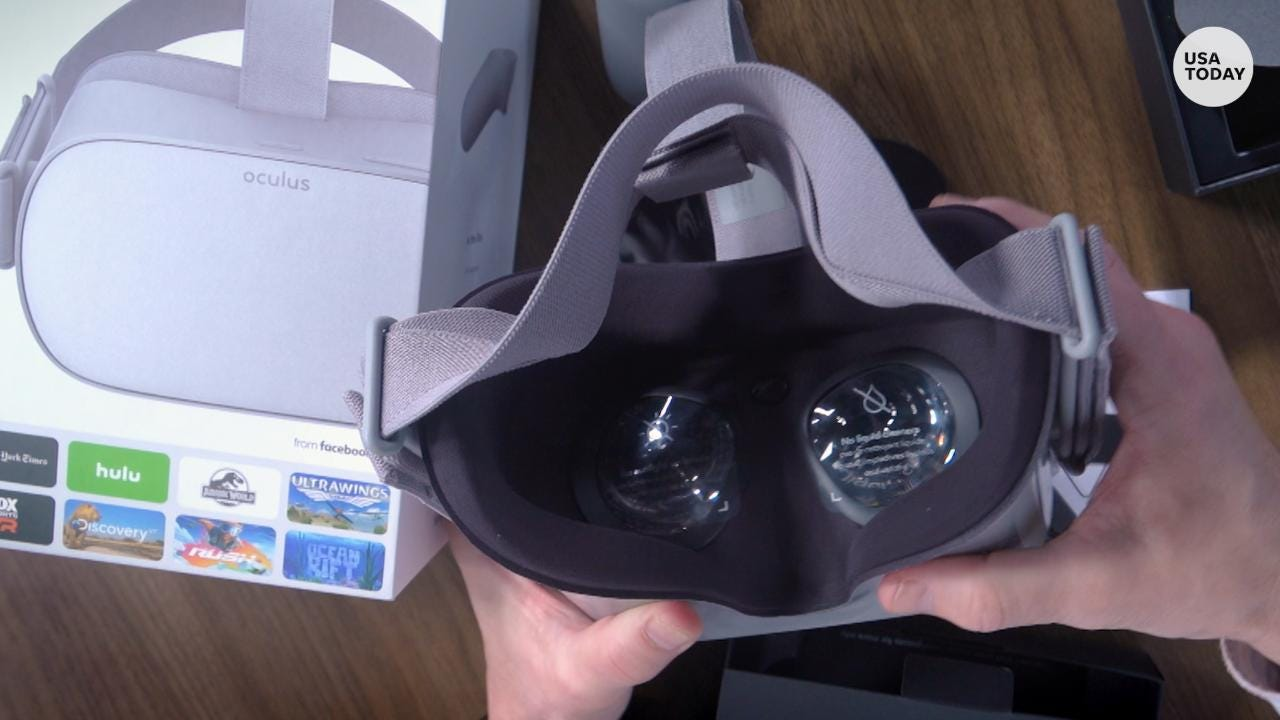 df8c5668057f Facebook s Oculus Go is  199 virtual reality set that cuts need for PC