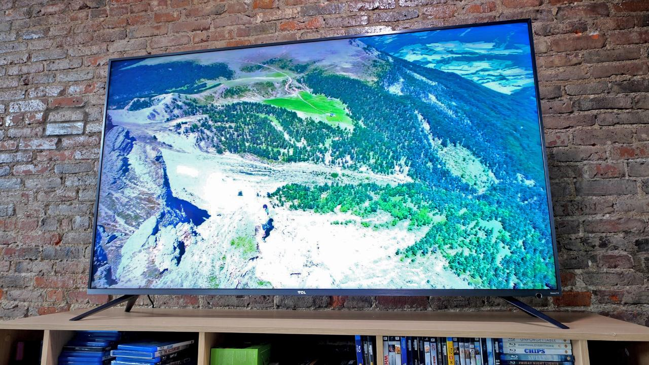 f758ba695b3 TCL s latest big-screen TV is an incredible value