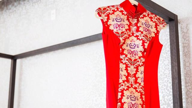 Girl\'s Chinese prom dress prompts cultural-appropriation outrage