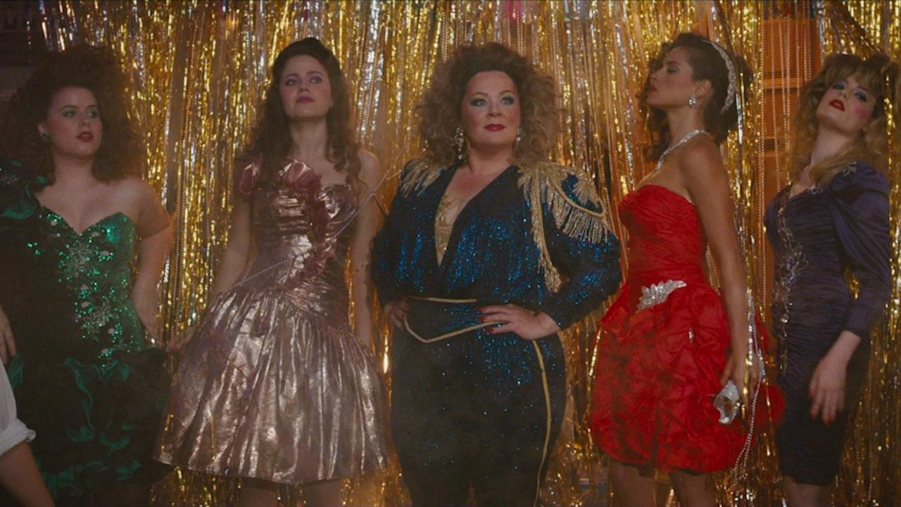 Review: Melissa McCarthy's C-grade college comedy 'Life of the Party' is a  Greek tragedy
