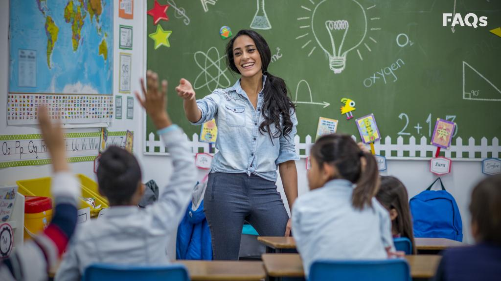 Teacher pay is disrupting class.  Here's why.