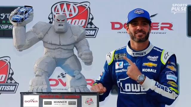 SportsPulse: USA TODAY Sports' Mike Hembree discusses the upcoming NASCAR race at Dover International Speedway.