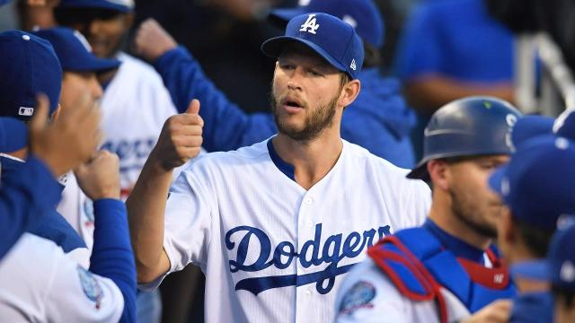 A disappointing season in Los Angeles took another rough turn when ace Clayton Kershaw was placed on the 10-day disabled list with left bicep tendinitis.