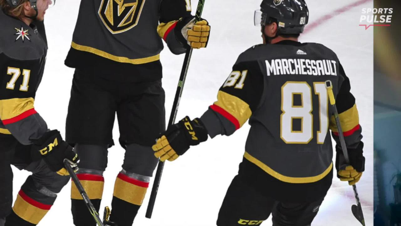 SportsPulse: The Vegas Golden Knights were never supposed to be here in the first place, but now their shot at a title is becoming more realistic than ever. Our NHL insider Kevin Allen on how this team has done the unthinkable.