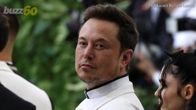 Elon Musk is 'dating' Grimes, and the internet can't handle it