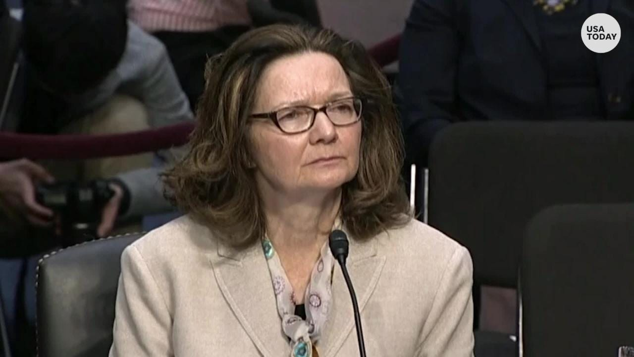 Senators to press Gina Haspel about her role in CIA torture program during Wednesday hearing