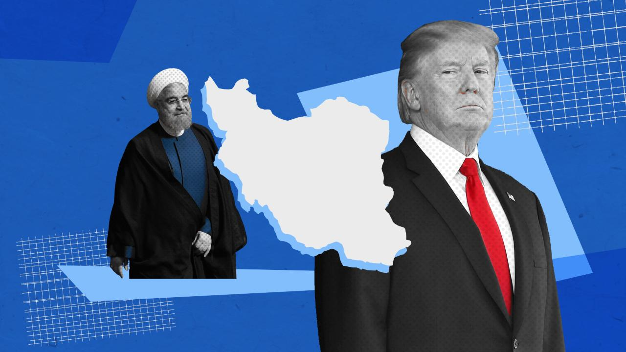 Trump Has His Hands on the Neck of Iran and Eyes on Regime Change