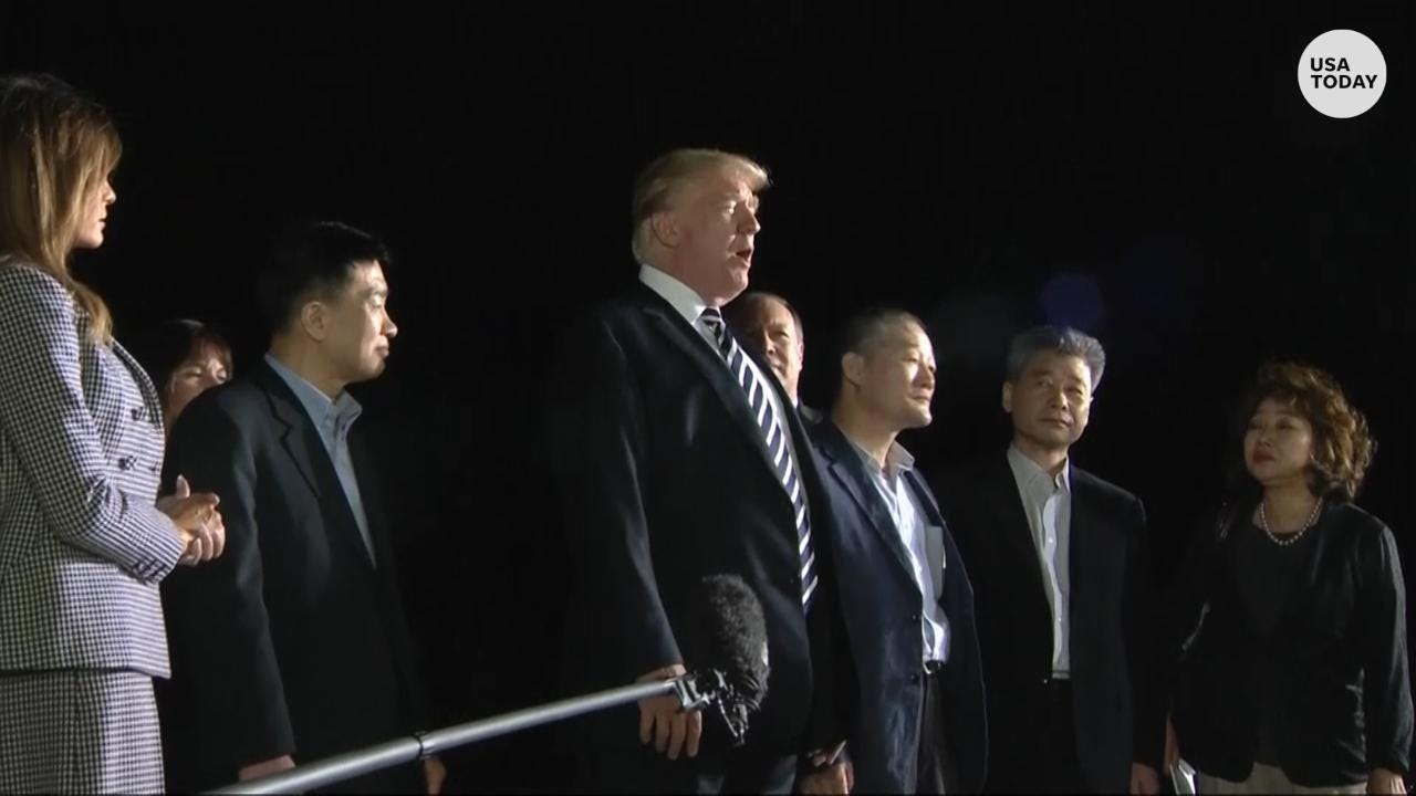 Donald Trump: No money paid for Otto Warmbier's release