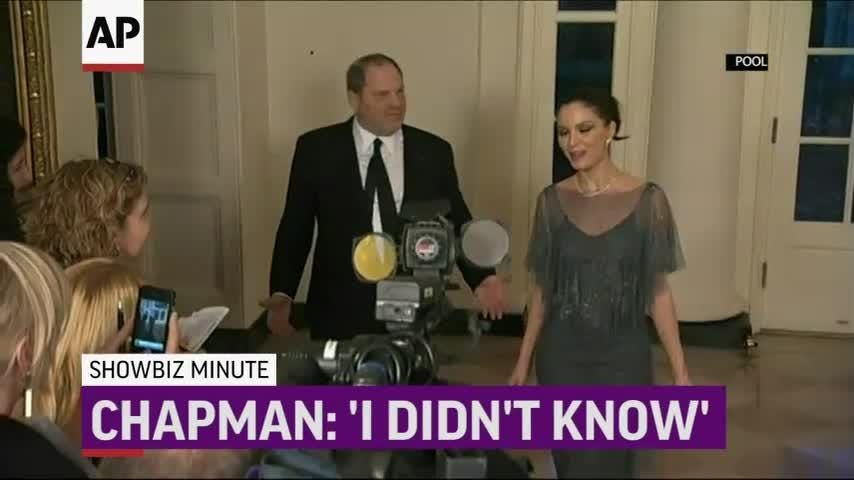 ShowBiz Minute: R Kelly, Weinstein, 'Solo'