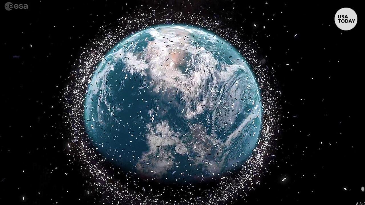 Space policymakers need to act quickly, before the legacy of the Space Age becomes the Age of Space Junk.