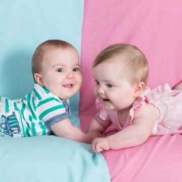 Top 5 baby names for boys and girls