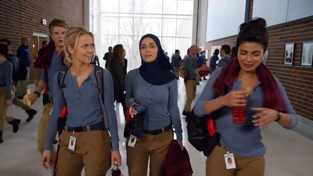 ABC cancels 'Quantico,' 'Designated Survivor'