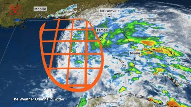 After getting pounded with rain and flood warnings, Florida and other southern states may be faced with an early subtropical storm. For more on the story here is Zachary Devita.