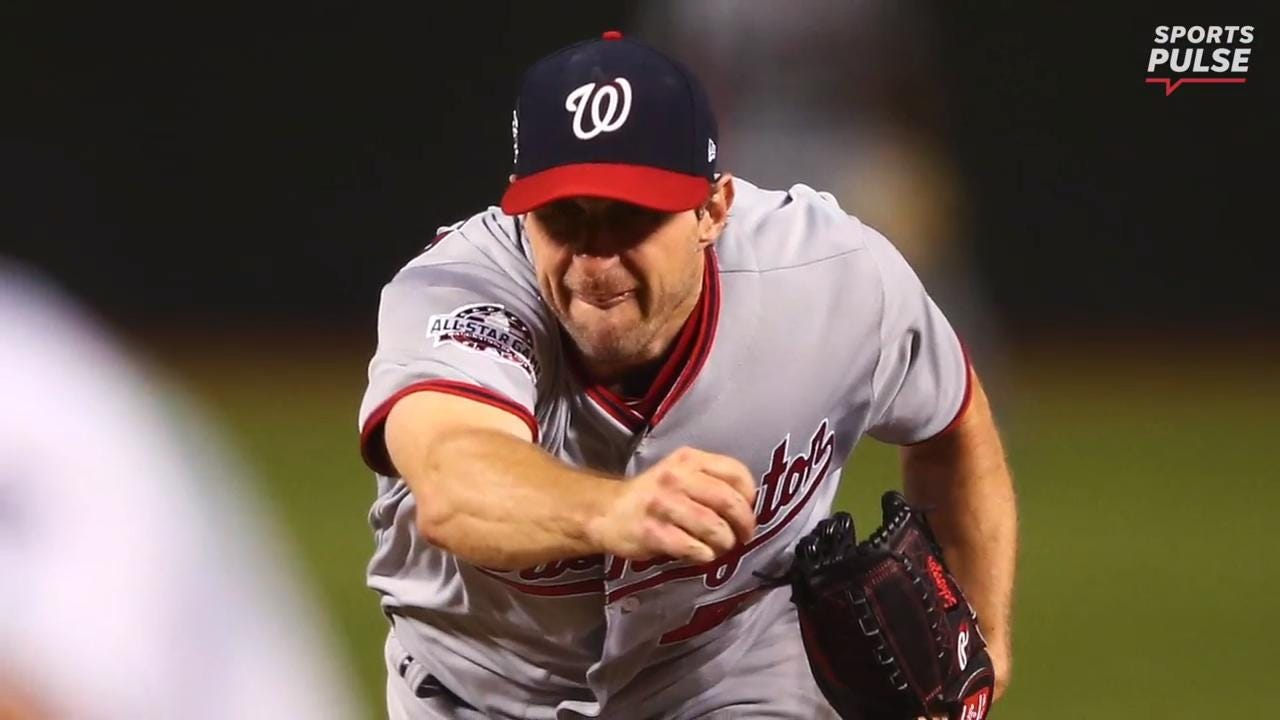SportsPulse: USA TODAY Sports' Bob Nightengale discusses the Nationals' hot streak, if they can compete with the Yankees, and how much trouble the Dodgers are in.