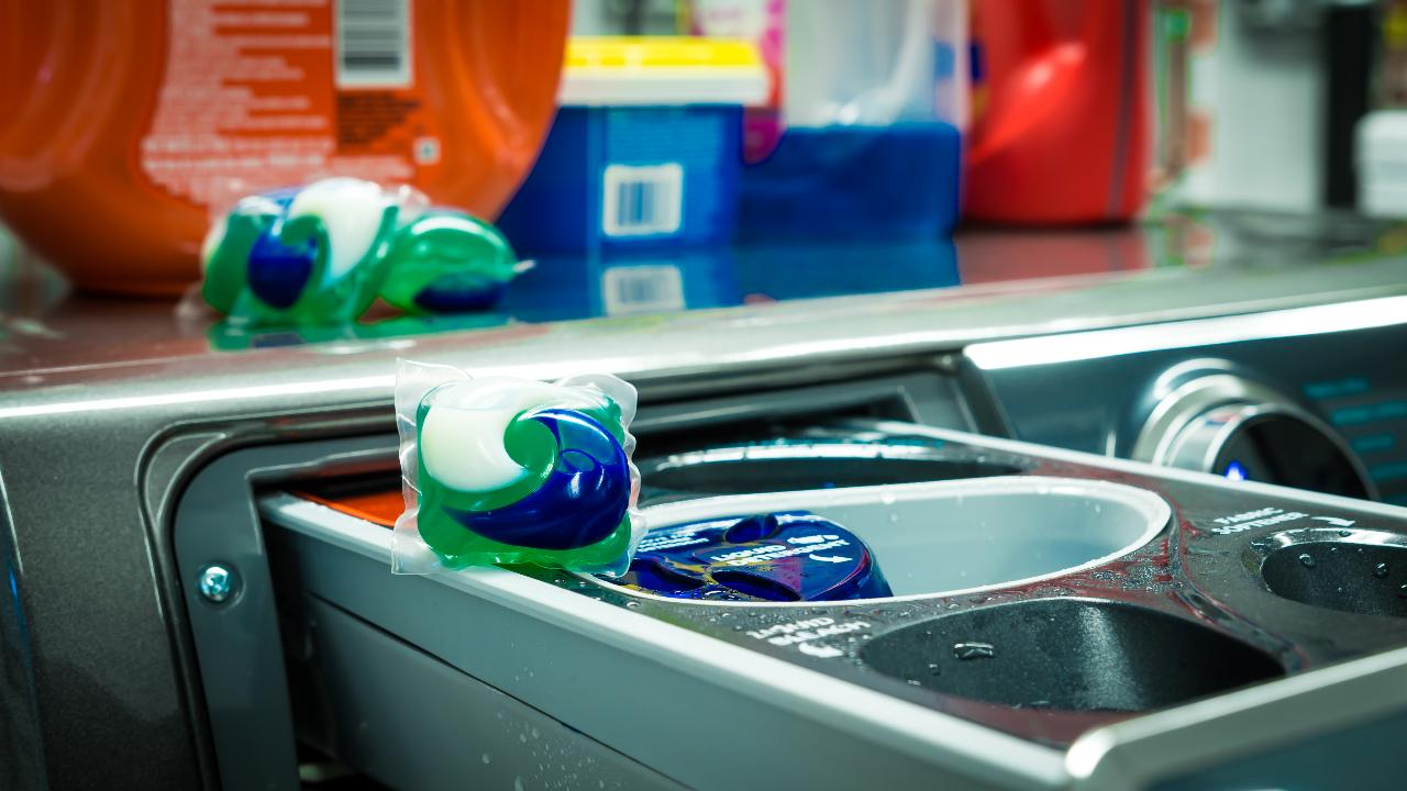 Thanks to a little new laundry pod feature, the Electrolux 627 is our new top-ranked washing machine.