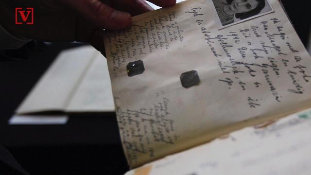 Anne Frank S Diary Dirty Jokes About Sex Found By Dutch Researchers